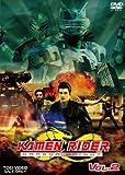 KAMEN RIDER DRAGON KNIGHT VOL.2 [DVD]