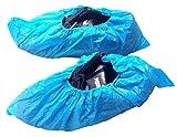 大量 シューズ ケース 靴 カバー 入れ 下足 収納 袋 体育館 イベント パーティー 使い 捨て (b 100枚 セット)