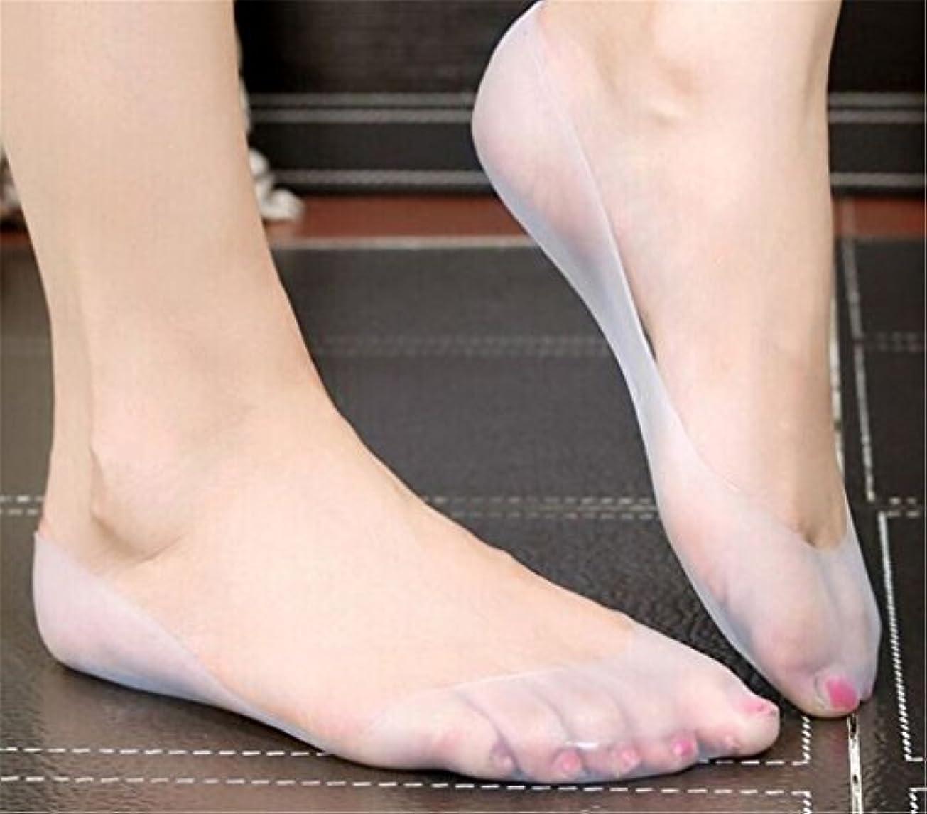 サイズ行商人確立しますchiwanji 靴下 ソックス シリコーンゲル 保湿靴下 フットケア 皮膚保護 プロテクター 再利用可能 空気乾燥