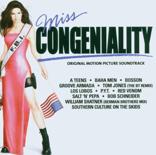 Miss Congeniality: Original Motion Picture Soundtrack (2000 Film)
