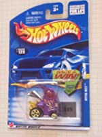 #2002-125 Hyper Mite Thailand White HW Logo Collectible Collector Car Mattel Hot Wheels [並行輸入品]