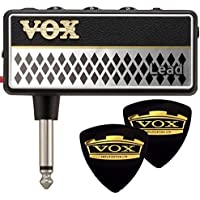 【限定VOXピック2枚付】VOX ヴォックス amPlug2 Lead AP2-LD 第一世代で人気の高かったamPlug Leadをリニューアル・アップグレード アンプラグ ヘッドホンギターアンプ