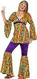 Purple Haze Hippie Teen Costume パープル?ヘイズヒッピーティーンコスチューム♪ハロウィン♪サイズ:Teen - Best Reviews Guide