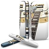 iQOS 2.4 plus 専用スキンシール COMPLETE アイコス 全面セット サイド ボタン スマコレ チャージャー カバー ケース デコ 写真・風景 ギター  001007