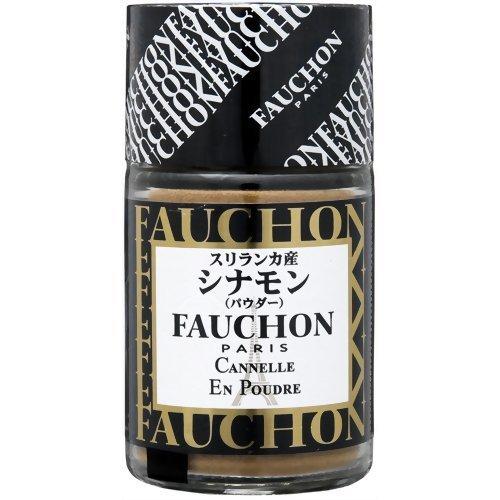 FAUCHON シナモン(パウダー) スリランカ産 22g