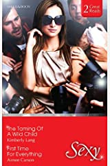 The Taming Of A Wild Child/First Time For Everything (The LaBlanc Sisters) Kindle Edition
