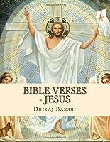 Bible Verses - Jesus【洋書】 [並行輸入品]