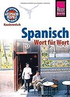 Reise Know-How Sprachfuehrer Spanisch - Wort fuer Wort