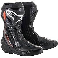 alpinestars(アルパインスターズ)バイクブーツ ブラック/ダークグレー/レッドフロー 46/30.0cm SUPERTECH-R(スーパーテックR)ブーツ0015