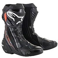 alpinestars(アルパインスターズ) バイクブーツ ブラック/ダークグレー/レッドフロー 39/25.0cm SUPERTECH-R(スーパーテックR) ブーツ0015