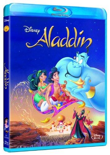 Aladdin (Blu-Ray) (Import) (European Format - Region B) (2013) Scott Weinger; Robin Williams; Linda Larki