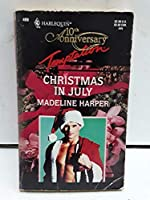 Christmas In July (Harlequin Temptation)