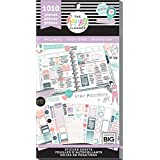 The Happy Planner - Value Pack Stickers - Wellness