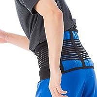yamasaki 腰用 サポーター スポーツ タイプ 腰痛 ベルト コルセット 大きいサイズ 幅広 男性 女性 S~6L