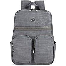 Kipling Women's Sandra Laptop Backpack, Padded, Adjustable Straps, Zip Closure