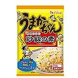 ハウス食品 うまかっちゃん 炒飯の素 とんこつ味 2個セット