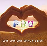 LOVE LOVE LOVE SONGS 4 & BEST!
