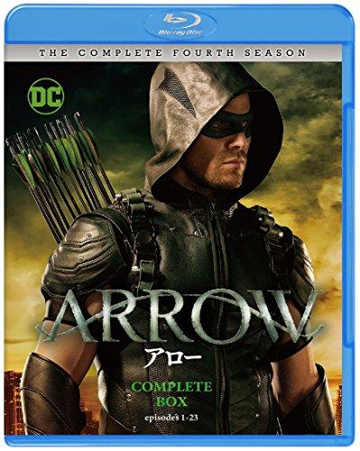 ARROW/アロー<フォース> コンプリート・セット(4枚組) [Blu-ray]
