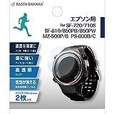 ラスタバナナ EPSON SF-720/710S/SF-810/850PB/850PW/MZ-500P/B/PS-600B/C フィルム 高透明 2枚入り エプソン 液晶保護フィルム GPSW007F 画像