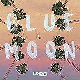 Blue Moon♪SPiCYSOLのCDジャケット