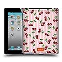 オフィシャル Emoji チェリー フルーツ ハードバックケース iPad 2 (2011)