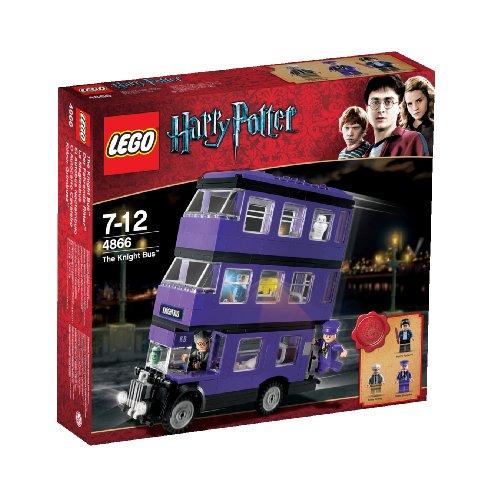レゴ (LEGO) ハリー・ポッター 夜の騎士バス 4866