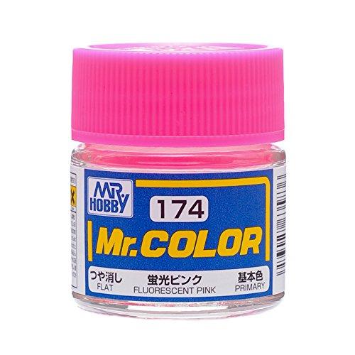 GSIクレオス Mr.カラー 蛍光ピンク 10ml C174