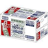 (8本プレゼント)ダイドードリンコ 大人のカロリミット 玉露仕立て緑茶プラス 500ml 16本+8本  [機能性表示食品]