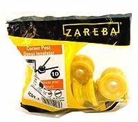 Zareba Systems ICDY-Z Z Donut Corner Insulator 10 Bags [並行輸入品]
