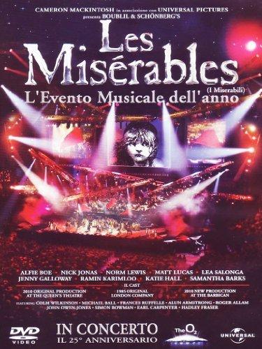 Miserables (Les) - 25? Anniversario by Alfie Boe
