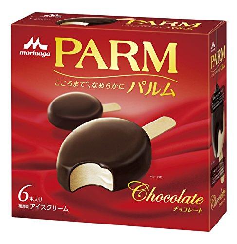 森永乳業 PARMチョコレート 55ml×6本×6個