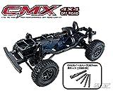 MST CMX 4WD オフロード・クローラー ロングホイールベース(267mm)【KIT】[532144] [並行輸入品]