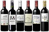 【ワイナリーから直輸入】注目の自然派オーガニック&金賞受賞ワインを充実させた、ボルドー赤ワイン6本セット 750mlx6 [フランス/Amazon.co.jp限定/Winery Direct]