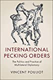 International Pecking Orders: The Politics and Practice of Multilateral Diplomacy (English Edition) 画像