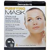 Dermactin-TS カーボール4カウントの浄化マスク(2パック) (並行輸入品)