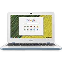 Acer Chromebook11 N7 タッチスクリーン クロームブック CB311-7HT-C7EK /11.6inch Multi-touchscreen HD IPS (1366x768) / 4GB RAM (LPDDR3) / Intel Celeron N3060 (Dual-core Processor 1.6GHz Up to 2.48GHz) 16GB Solid State Drive(eMMC) / Chrome OS / White [並行輸入品]