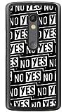 YESNO YESNOラベル ホワイト (クリア) / for Moto X Play XT1562/MVNOスマホ(SIMフリー端末) MMRXPY-PCCL-201-N135 MMRXPY-PCCL-201-N135