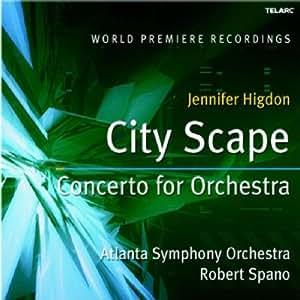 City Scape / Concerto for Orchestra