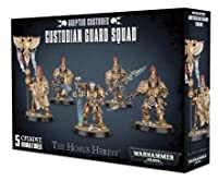 Warhammer 40k Custodian Guard Squad