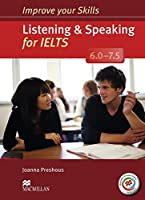 Improve your Skills: Listening & Speaking for IELTS (6.0 - 7.5): Student's Book with MPO (without Key) and 2 Audio-CDs