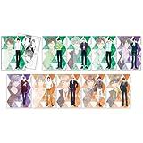 スタンドマイヒーローズ トレーディングミニクリアファイルB(コミック付き)コンプリートBOX BOX商品 1BOX = 10個入り、全10種類