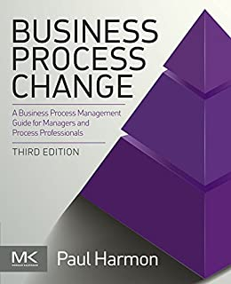 Business Process Change (The MK/OMG Press) by [Harmon, Paul]