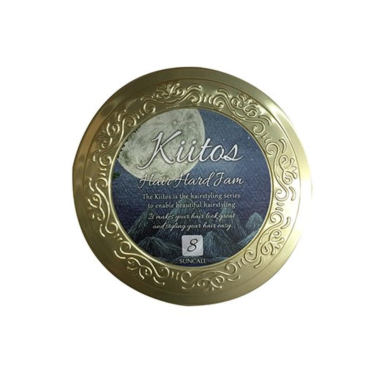 征服ヘッドレス小麦SUNCALL (サンコール) キートス ハードヘアジャム 85g