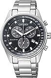 [シチズン]CITIZEN 腕時計 Citizen Collection シチズンコレクション エコ・ドライブ クロノグラフ AT2390-58E メンズ
