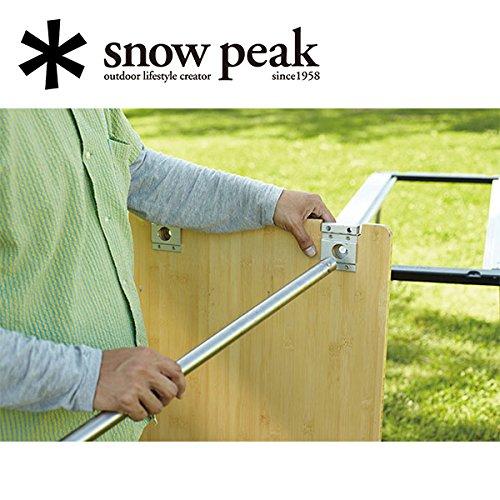 (スノーピーク)snowpeak sp-ck-117t IGT/マルチファンクションテーブル ロング竹/CK-117T