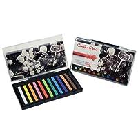 コンテ・ア・パリ カレコンテ カラー プラスチックボックス アソート 12色セット 50128