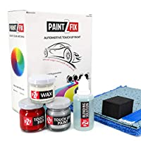 PAINT2FIX トヨタ キジャン タッチアップペイント - スクラッチ&チップ修理キット 2 - SILVER PACK P2FL001448484-S