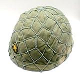 日本陸軍 九〇式 鉄帽覆 後期型 偽装網 ヘルメット 鉄兜 複製品