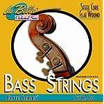 La Bella ラベラ ベース弦セット(コントラバス弦セット)  ELITE Series 610 Steel Core