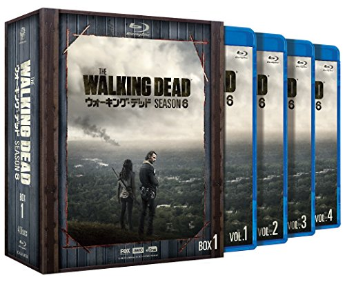 ウォーキング・デッド6 Blu-ray-BOX1の詳細を見る